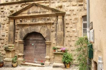Porte Renaissance - Florac - Monuments Historiques